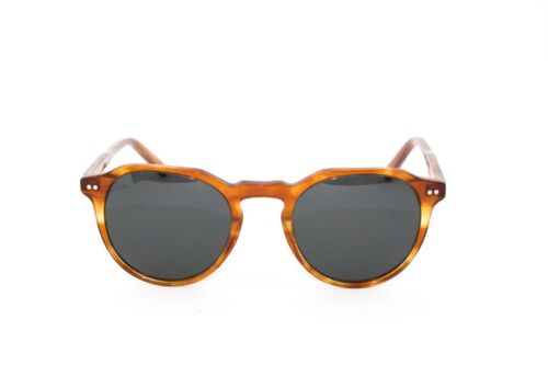Sunglasses SUN LOVERS vintage vintage polarized brown turtle green 8039