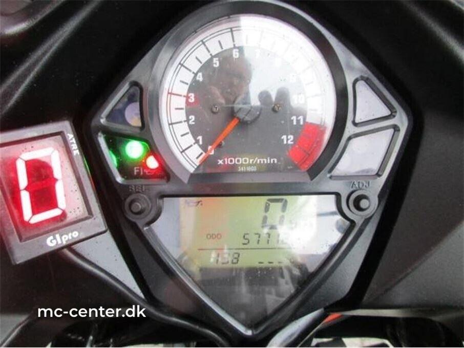 Suzuki, SV 1000, ccm 996