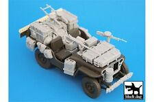 Black Dog T35014 1/35 British SAS Jeep north Africa 1942