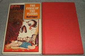 The-Curse-Of-The-Fleers-by-Basil-Copper-London-1976-First-Edition-Collectible