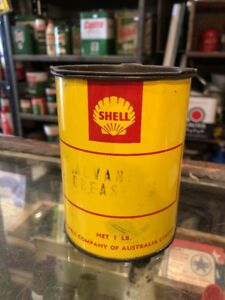 Details about Shell Alvania Grease 1 Lb Tin