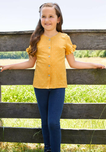 Details about  /NWT Girls MATILDA JANE Wonderment Don/'t Stop Dancing Tee size 10