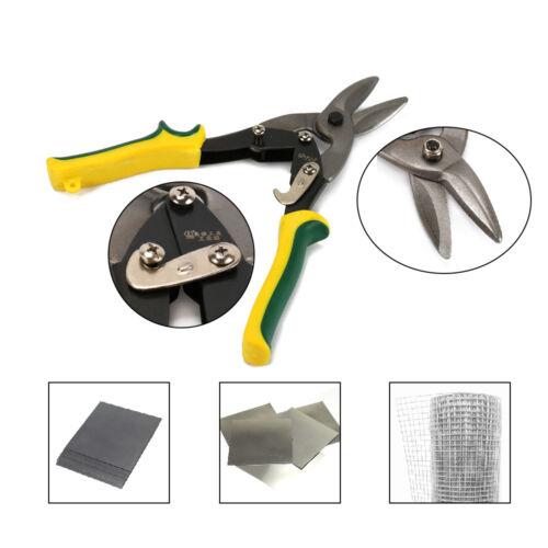10Inch Snip Cutting Scissor Hand Tool Straight Aviation Sheet Metal Shear Plier
