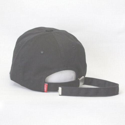 Vintage Year Plain Pierced Rings Long Strap Adjustable Strapback Baseball Cap