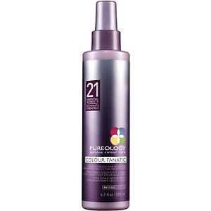 SAME-DAY-SHIP-PUREOLOGY-Colour-Fanatic-21-Essential-Benefits-6-7-oz-NEW