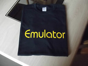 RETRO-T-SHIRT-SYNTH-SAMPLER-DESIGN-EMULATOR-SYNTH-S-M-L-XL-XXL