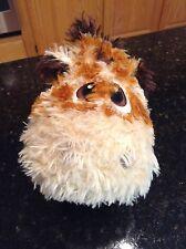 Stuffies - Baby Sky the Giraffe Zipper Mouth Pouch & Hidden Keeper plush