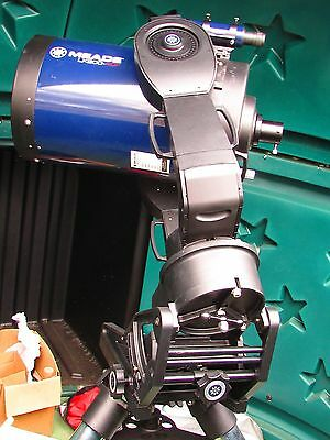 "Meade LX200-ACF 12"" go-to altazimuth, with UHTC and Ultra Equatorial HD Wedge"