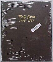 Dansco Half Cents 1793-1857 Album 7098