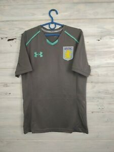 Aston Villa Jersey S Training Shirt Under Armour Ebay