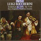 Boccherini: Sei duetti per due violini, Op. 5 (CD, 2001, Tactus)