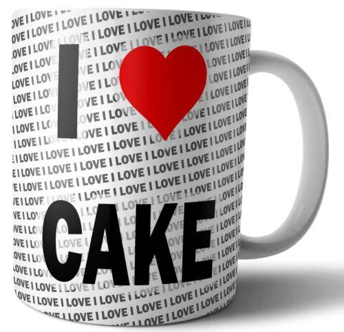 Heart Chainsaws 11oz mug Ceramic Coffee mug I Love