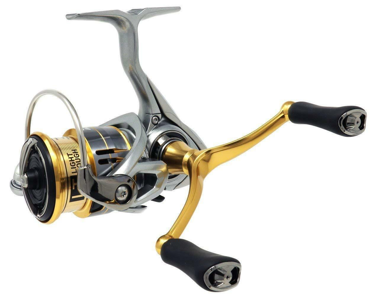 Daiwa 18 FREAMS LT2500S-DH Spinning Reel LIGHT TOUGH MAGSEELD ATD New in Box