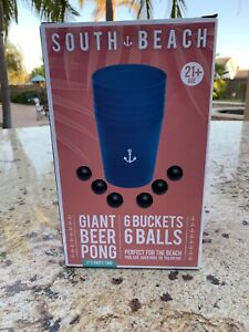 South Beach Giant Beer Pong Perfect