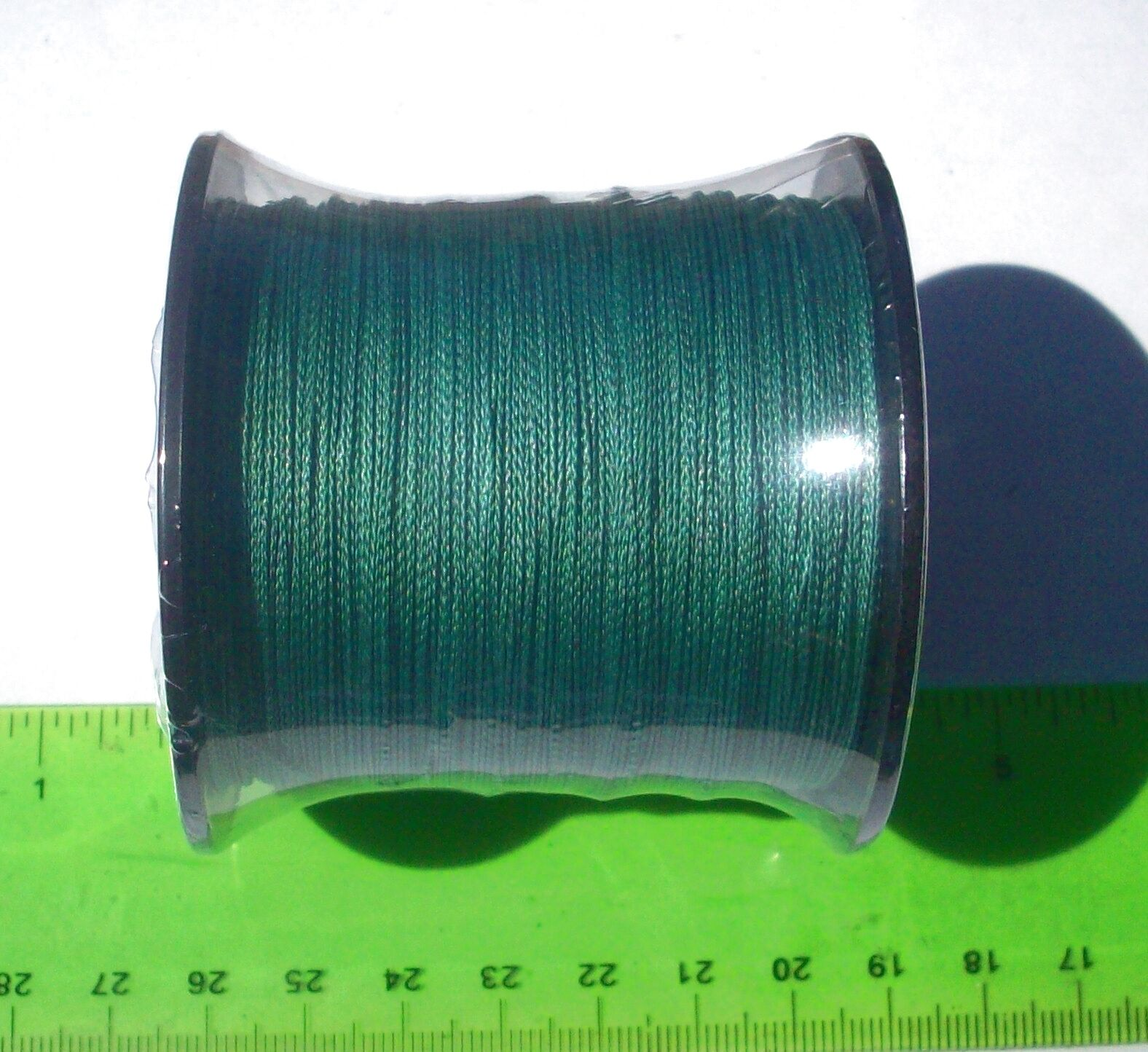 550yds (500m) GREEN SUPERLINE BRAID 40lb test Braided Fishing Line Bass Big Game