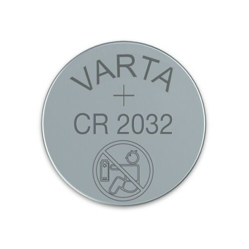 VARTA High-Tech Lithium Knopfzellen CR2016 l CR2025 l CR2032  1er Blister l Bulk