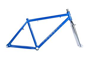 Fairdale BIKES TAJ 26 Candy Azul Marco Y Tenedor Bicicleta Bmx Kit 26  S&M FIT