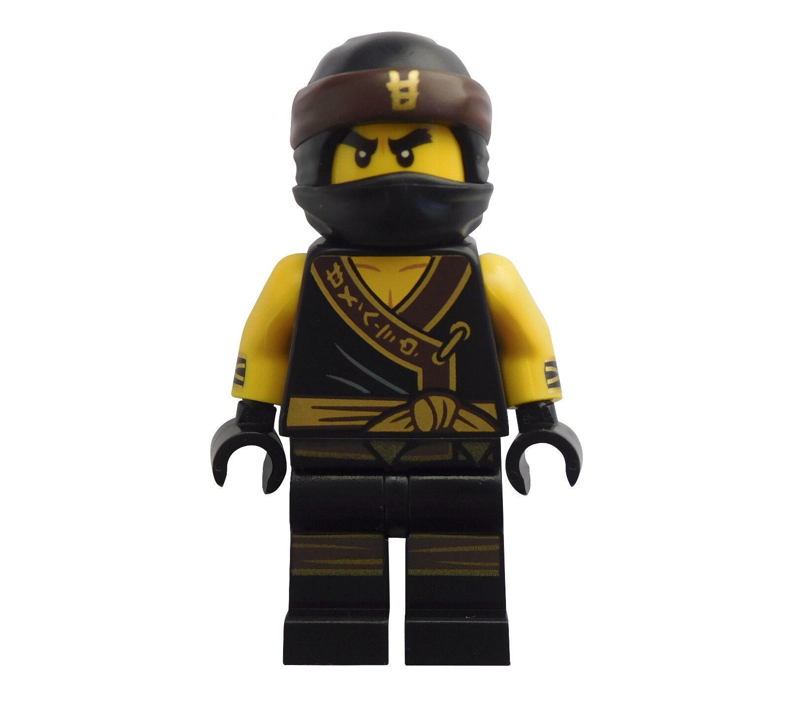 Lego Cole Ninjago Ninja Minifigure Lego Figure Figurine ...