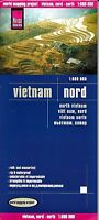Map Of Vietnam, North, (nord) By Reise Know How Maps (2013)