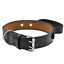 thumbnail 8 - Leather-Dog-Collar-With-Handle-For-Dog-Pet-Control-Training-Heavy-Duty-M-L-XL