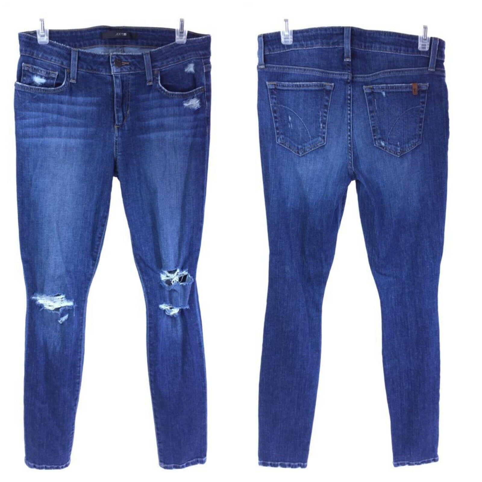 Marc cain essentials coated skinny jeans schwarz damen