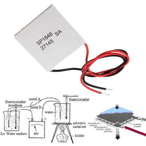 40x40mm bauteile SP1848-27145 peltier teg modul thermoelektrische generator