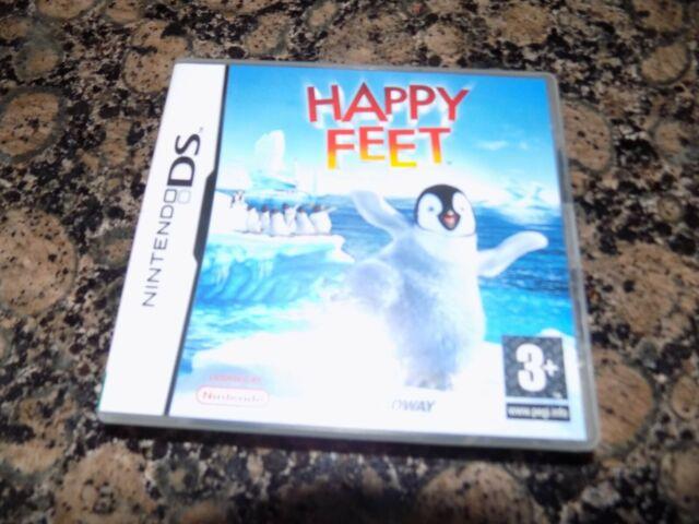 NINTENDO DS Happy Feet (Case & solo istruzioni gioco NO)