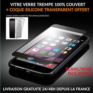 coque et vitre verre trempe iphone 8