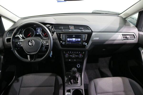 VW Touran 1,6 TDi 115 Comfortline 7prs - billede 5
