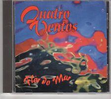 (GK195) Quatro Ventos, Flor do Mar - 1998 CD