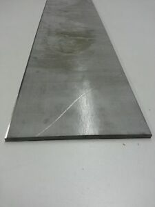 "1//8/"" x 2/"" 304 Stainless Steel Flat Bar 36/"" Long!"