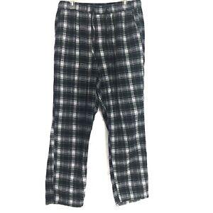 Crew Men/'s Red Grey Blue White Green Plaid Lounge Pajamas Pants S M L XL NWT J