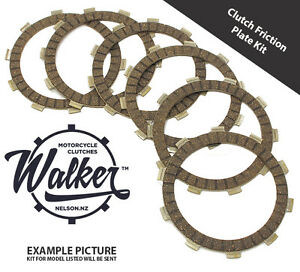 Clutch Friction Plate Kit for Yamaha YZ250 1991-2019