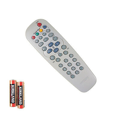 20PT633R PHILIPS RC19335004 QUADRASURF TV Remote Control W//BATTERIES 20PS40S