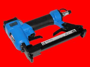 Druckluft-Tacker-Klammergeraet-Pneumatik-Lufttacker-Fuer-Klammer-Gr-6-16mm-TP232