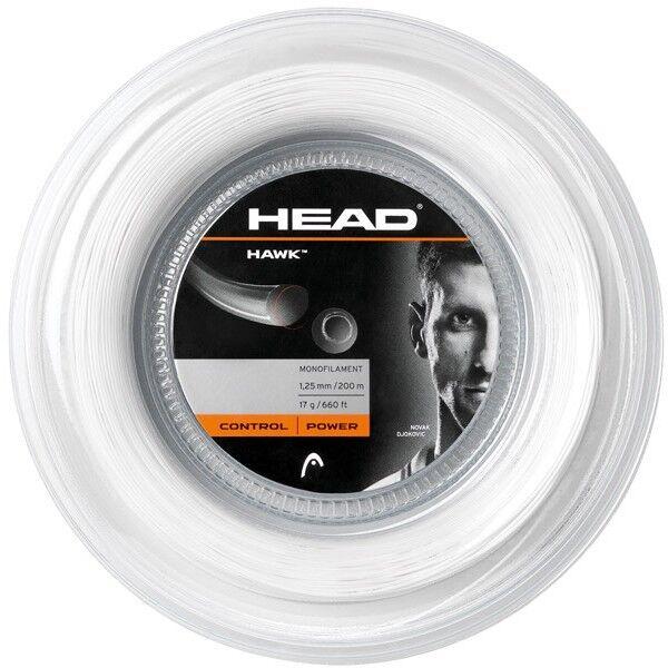 Head HAWK matassa 200m bianca 1.20mm PROMOZIONE
