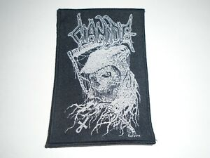 CIANIDE THE ONE TRUE DEATH WOVEN PATCH
