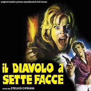 Stelvio Cipriani - Il Diavolo A Sette Facce - Digitmovies - CD