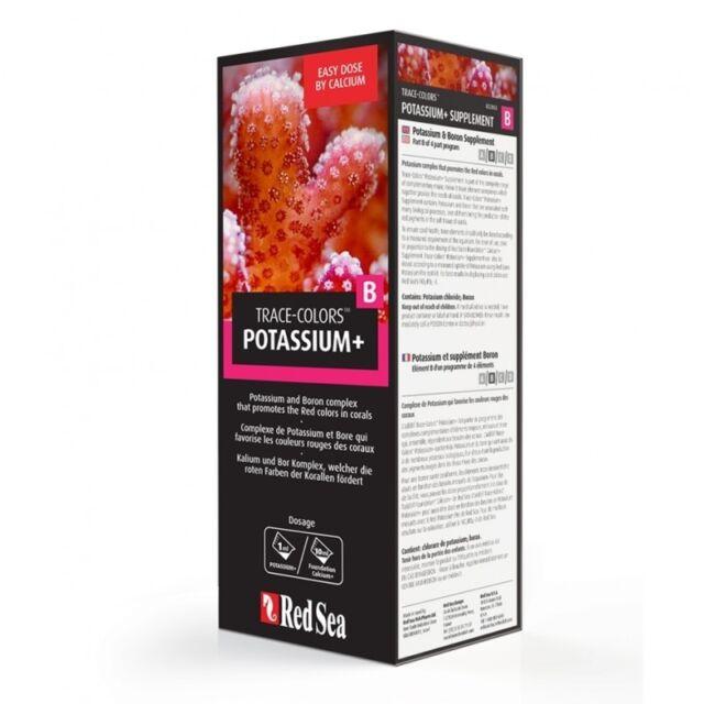 Red Sea Reef Color (Colours) B Potassium+ 500ml