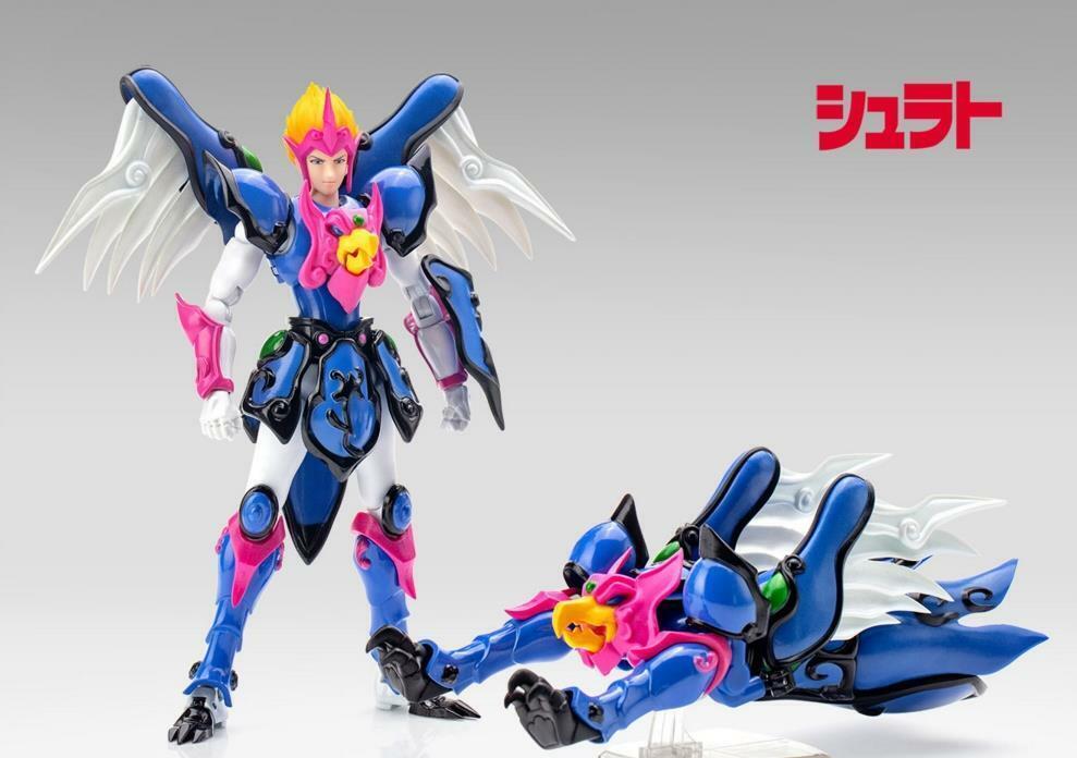 Dasin Model Legend of Heavenly Sphere Shurato Garuda King Reiga Action Figure