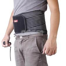 Faja Cinturón Vértebra Lumbar Ciática Apoyo Transpirable Malla Verano XL