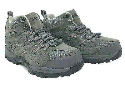 Brahma Hiking Boots Kate Grey