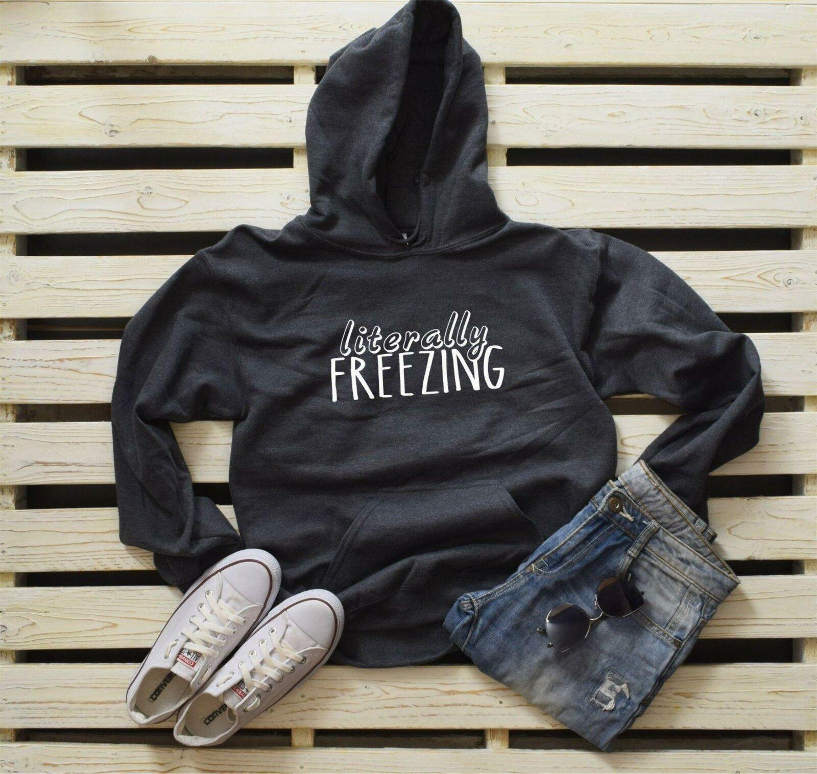Literally Freezing - Hoodie