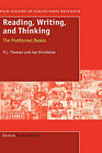 Reading, Writing, and Thinking by Sense Publishers (Hardback, 2007)