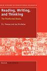 Reading, Writing, and Thinking by Sense Publishers (Hardback, 2007)