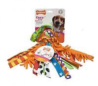 Nylabone Interactive Medium Happy Moppy Dog Chew Toy on sale