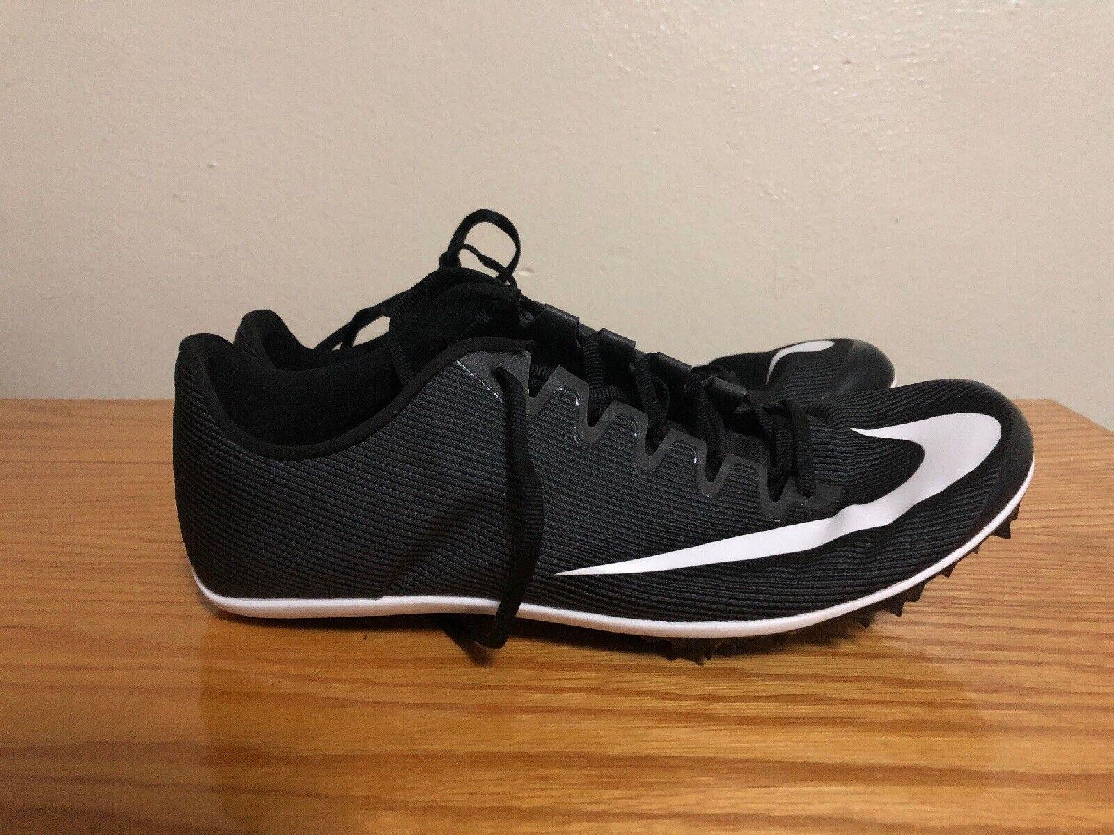 Nike Zoom 400 400 400 Spår Spikes AA1205 001 Män 65533;65533;s Storlek 6  kolla in det billigaste