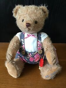 Teddy-Hermann-Margit-2019-Club-Edition-Bear