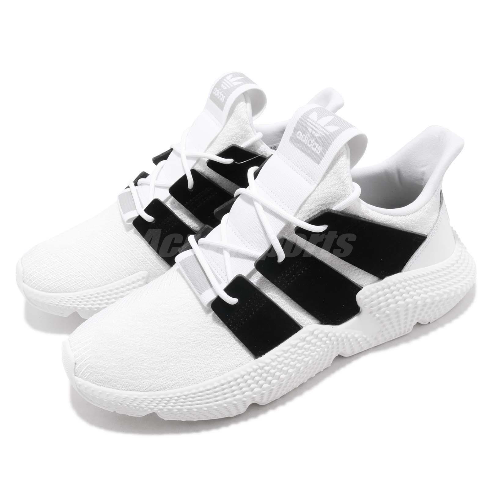 Adidas originals prophere weiße schwarze turnschuhe d96727 casual schuhen laufen