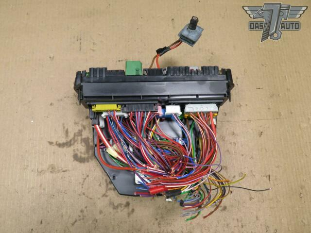 10-12 MERCEDES W204 X204 GLK-CLASS FUSE RELAY BOX SAM MODULE 2129005912 OEM  for sale onlineeBay